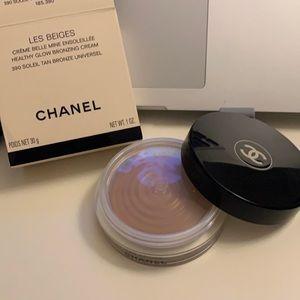 Chanel Les Beiges soleiltan bronze universal cream